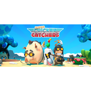 Super Chicken Catchers | Steam Global Key | Instant Delivery | *Early Access Game*