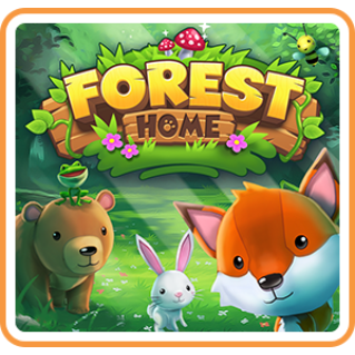 Forest Home | Nintendo Switch EU Key | Instant Delivery |
