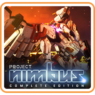Project Nimbus: Complete Edition | EU Nintendo Switch Key | Instant Delivery