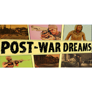 Post War Dreams | Steam Global Key | Instant Delivery |
