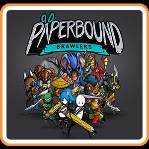 Paperbound Brawlers | Nintendo Switch EU Key | Instant Delivery |