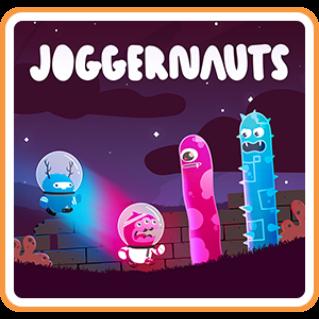 Joggernauts | Nintendo Switch EU Key | Instant Delivery |