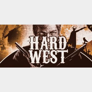 Hard West (PC/Steam) [Automatic delivery]