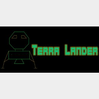 Terra Lander [Steam Key] [Automatic delivery]