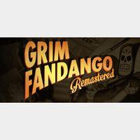 Grim Fandango Remastered [Steam] [Automatic delivery]