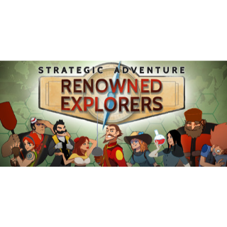 Renowned Explorers: International Society [Steam] [Automatic delivery]