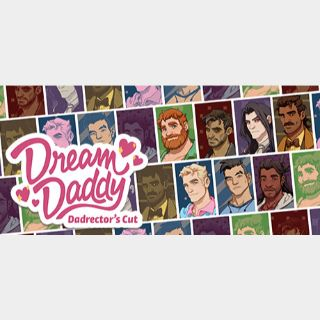 Dream Daddy: A Dad Dating Simulator [Steam] [Automatic delivery]
