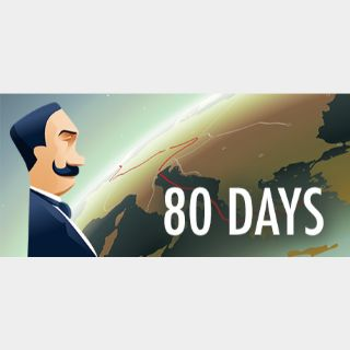 80 Days [Steam] [Automatic delivery]