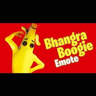 Code | Bhangra Emote code