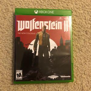 Wolfenstein 2- Xbox One