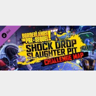 Borderlands The Pre-Sequel! - Shock Drop Slaughter Pit Challenger Map | PlayStation 3 | PS3 | PSN | Best Price | !SGKeys | DLC