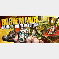 Borderlands Game of the Year | Steam | Instant Delivery | Best Price | GOTY | !RKS