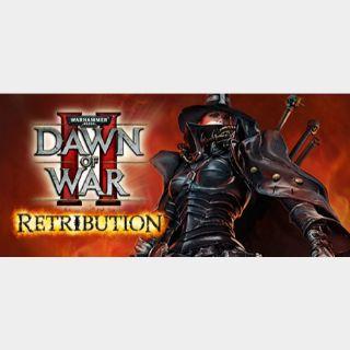 Warhammer 40,000: Dawn of War II: Retribution | Steam | Instant Delivery | Best Price | 40K | DoW 2