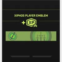 Halo Infinite Xiphos Player Emblem + 2XP 30 mins | Xbox | Windows 10 | Best Price | !RKS | Halowaypoint