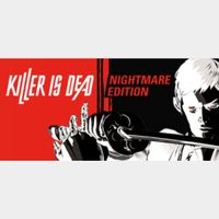 Killer is Dead - Nightmare Edition | Steam | Instant Delivery | Best Price | !RKS