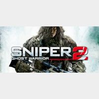 Sniper Ghost Warrior 2 | Steam | Instant Delivery | Best Price | !RKS | SGW 2