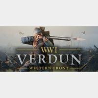 Verdun   Steam   Instant Delivery   Best Price   !RKS