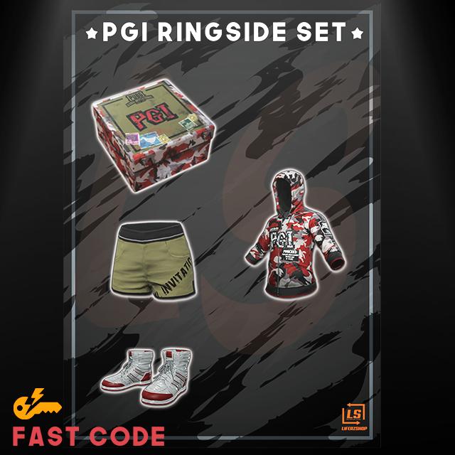 PUBG PGI Ringside [Fast Code] - Steam Games - Gameflip