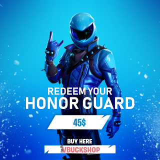 🔑 CODE HONOR GUARD - EXCLUSIVE ✅