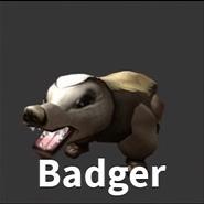 Pet | Roblox| MM2 Badger