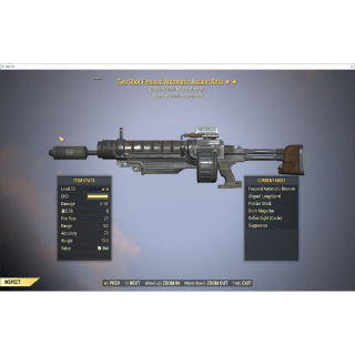 Weapon   Two Shot Assault Rifle