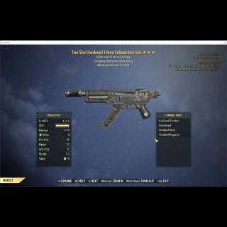 Weapon   TSE 10mm Submachine Gun