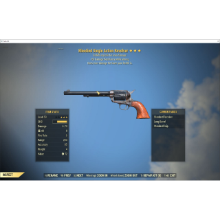 Weapon   Bloodied Single Action