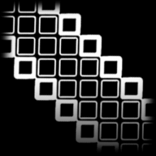 Shield Glitch | Purple (Instant Delivery)