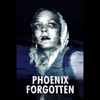 Phoenix Forgotten HD Digital Movie Code!