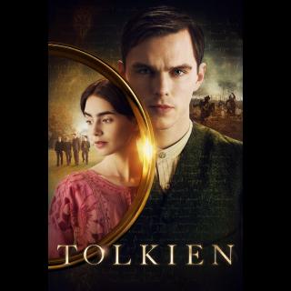 Tolkien HD Digital Movie Code!