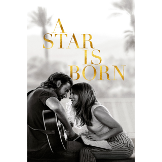 A Star Is Born HD Digital Movie Code!