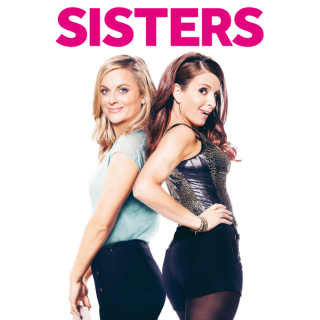 Sisters Unrated HD Digital Movie Code!