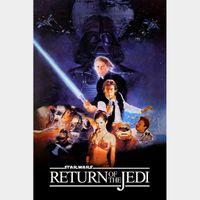 Return of the Jedi 4K UHD Digital Movie Code!!
