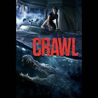 Crawl HD Digital Movie Code!