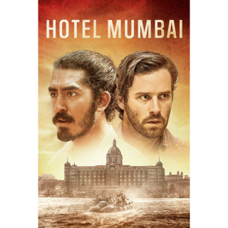 Hotel Mumbai HD Digital Movie Code!
