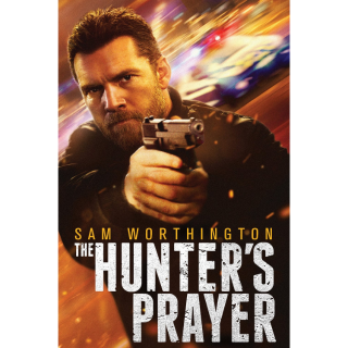 The Hunter's Prayer HD Digital Movie Code!