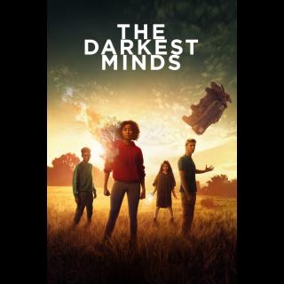 The Darkest Minds HD Digital Movie Code!