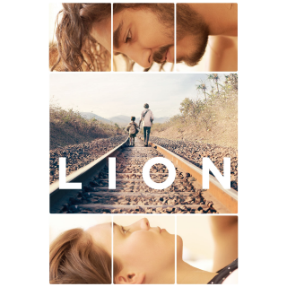 Lion HD Digital Movie Code!