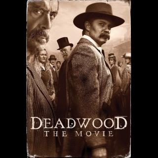 Deadwood: The Movie HD Digital Movie Code!