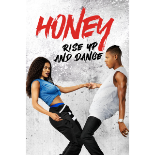 Honey: Rise Up and Dance HD Digital Movie Code!