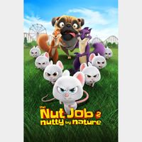 The Nut Job 2: Nutty by Nature HD Digital Movie Code!