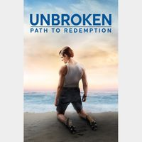 Unbroken: Path to Redemption HD Digital Movie Code!!