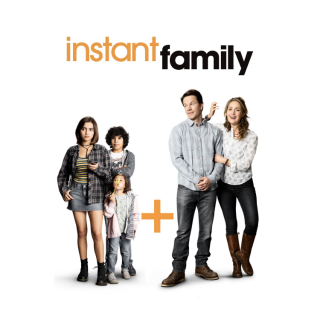 Instant Family HD Digital Movie Code!