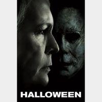 Halloween  FULL HD DIGITAL MOVIE CODE!!