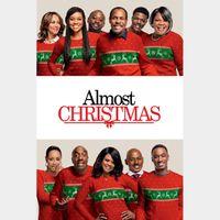 Almost Christmas HD Digital Movie Code!!
