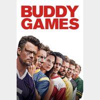 Buddy Games HD Digital Movie Code!!