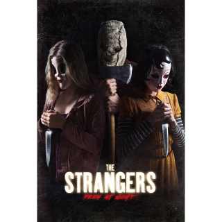 The Strangers: Prey at Night HD Digital Movie Code!