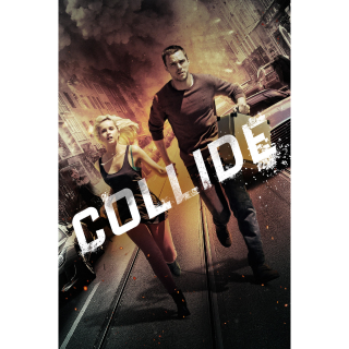 Collide HD Digital Movie Code!