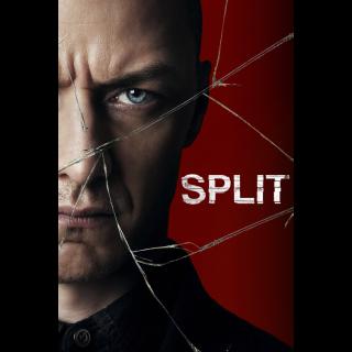 Split HD Digital Movie Code!