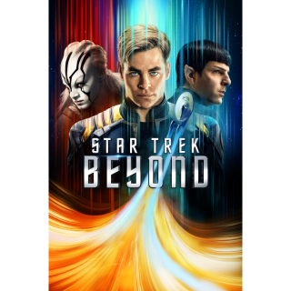 Star Trek Beyond HD Digital Movie Code!